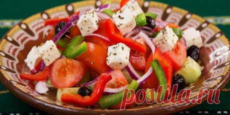 Сицилийский салат с баклажанами : Салаты : Кулинария : Subscribe.Ru