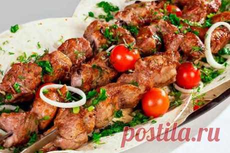 Мягкое мясо на шашлыки за 30 минут «Мясной рай»