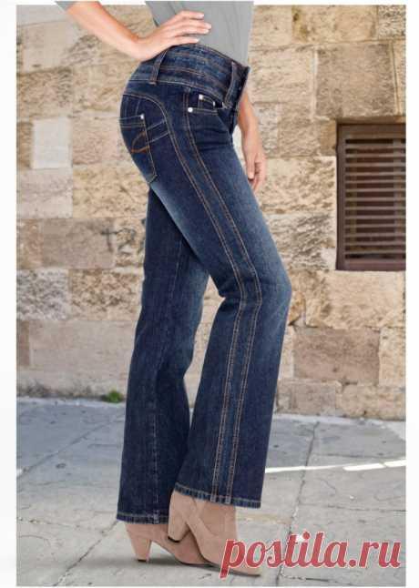 Переделки джинсов - изменение размера (трафик) / Переделка джинсов / ВТОРАЯ УЛИЦА