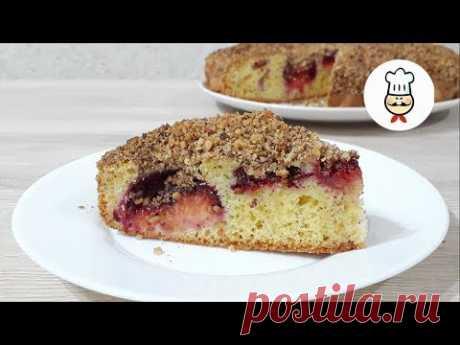 Самый вкусный и пышный пирог