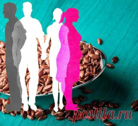 ЧТО произойдет с вашим телом, если каждый день есть семена льна? Все о ✅СЕМЕНАХ ЛЬНА: польза для здоровья, рецепты, противопоказания и как правильно употреблять этот продукт.