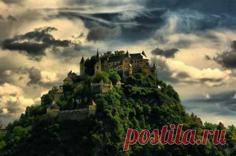 Старинные замки будоражат воображение