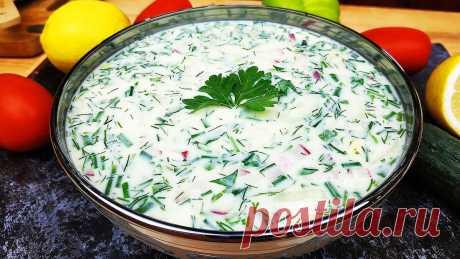Как сделать окрошку на кефире в 2 раза вкуснее: советы от повара   Кулинарный Микс   Пульс Mail.ru Очень вкусная окрошка получается. Летом часто её готовлю.