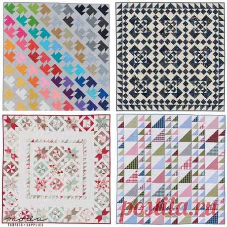 Коллекция бесплатных схем. Free Patterns | modafabrics.com