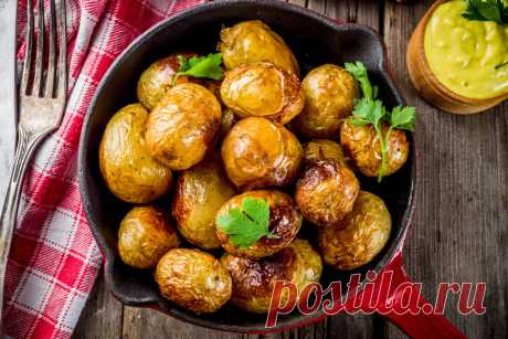 Как приготовить молодую картошку: 4 блюда с секретиками - БУДЕТ ВКУСНО! - медиаплатформа МирТесен