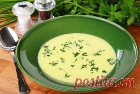Неаполитанский суп с плавленным сыром – пошаговый рецепт с фото.