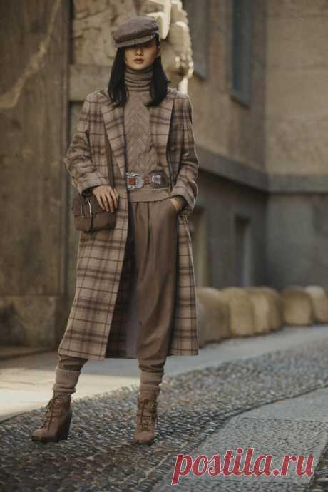 Ralph Lauren, осень-зима 2021/2022 Какие модели вам понравились?