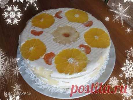 """Сметанный торт-суфле """"Новогодний соблазн"""" - запись пользователя nataliia14 (Наталия) в сообществе Болталка в категории Кулинария Новый год – самый волшебный, самый светлый, самый семейный, самый елочный, самый долгожданный, самый — самый любимый праздник в году.            2.       С НАСТУПАЮЩИМ НОВЫМ ГОДОМ ДРУЗЬЯ!!"""
