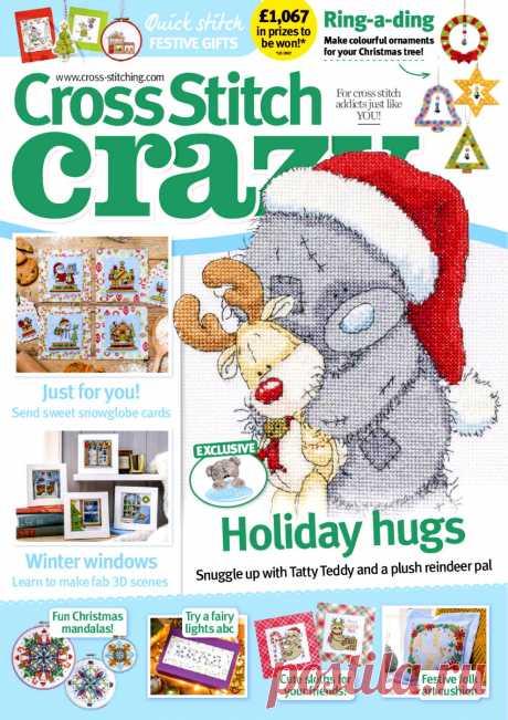 Cross Stitch Crazy №261 2019