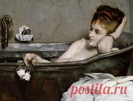 Шокирующие факты о быте и гигиене женщин Европы в XVIII-XIX веках