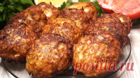 Incredibly tasty cutlets without meat gram - the Super chief
