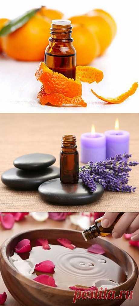 Эфирные масла для дома: привлекаем здоровье, позитив и благополучие | Домфронт
