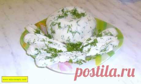 Сыр из коровьего молока и кефира с разными добавками рецепт с фото пошагово - 1000.menu