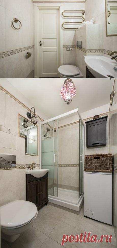 Небольшая однокомнатная квартира в панельной пятиэтажке площадью 31 кв.м. - Дизайн интерьеров   Идеи вашего дома   Lodgers