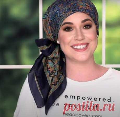 Платок: почему это лучший головной убор для женщины? Как завязать платок, способы, фото и пошаговое описание | Женщина после 50 | Яндекс Дзен