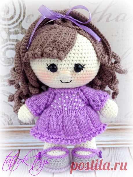 PDF Пупс-малышка Ежичка. FREE amigurumi crochet pattern. Бесплатный мастер-класс, схема и описание для вязания амигуруми крючком. Вяжем игрушки своими руками! Куколка, кукла, doll, puppet, puppe, marioneta, fantoche, poupée, lalka. #амигуруми #amigurumi #amigurumidoll #amigurumipattern #freepattern #freecrochetpatterns #crochetpattern #crochetdoll #crochettutorial #patternsforcrochet #вязание #вязаниекрючком #handmadedoll #рукоделие #ручнаяработа #pattern #tutorial #häkeln #amigurumis #dolls