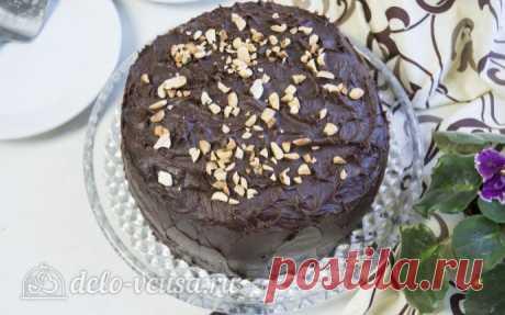 Шоколадно-карамельный торт рецепт с фото – пошаговое приготовление шоколадного торта с карамелью