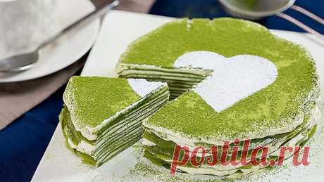 How to make pancake cake from a match