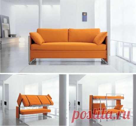Современная мебель-трансформер | Наши дома