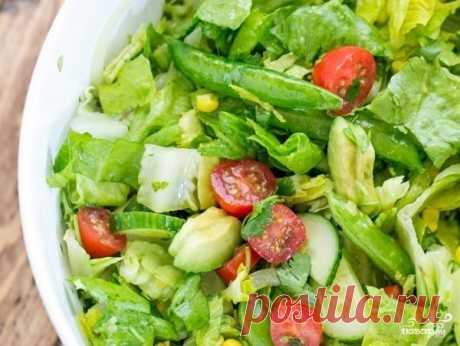 Жиросжигающий салат для похудения №26 | Похудение и стройная фигура | Яндекс Дзен