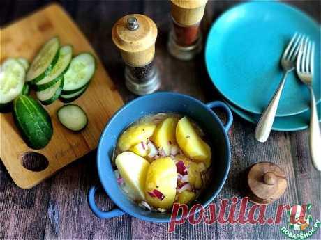Венский картофельный салат Кулинарный рецепт