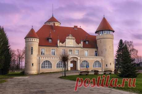 Sunset Castle Schloss Stolpe, Usedom