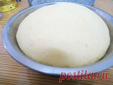 Тесто для пиццы и основа для него (можно замораживать) 1 - рецепты с фото на vpuzo.com
