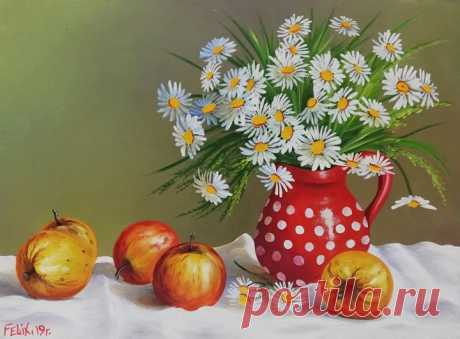 Ирина Харитонова Картина масло/оргалит 40*30см  Купить картину можно перейдя по ссылке-https://bit.ly/2SYIgIZ