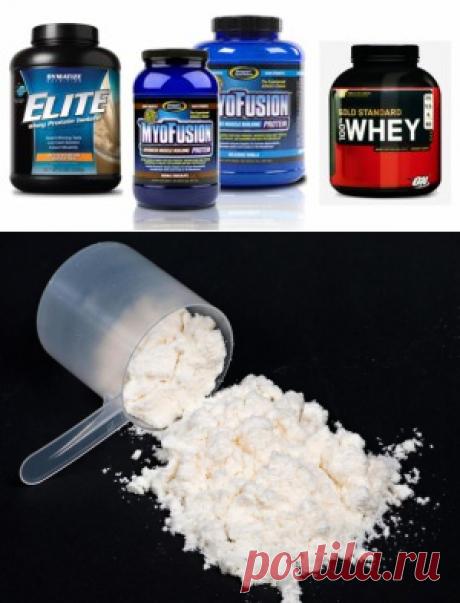 Сывороточный протеин | Sport My Way | Sport - My Way