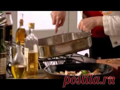 Трапеза с Найджелой 02 - YouTube