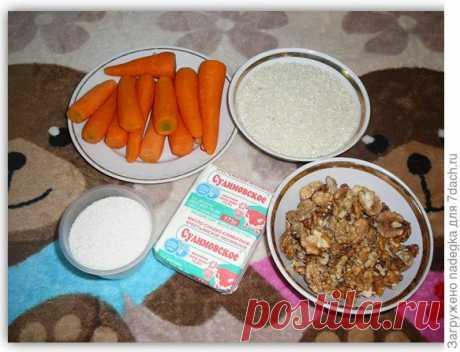 Морковно-рисовая каша - подробный рецепт с пошаговыми фотографиями от участницы клуба любителей дачи