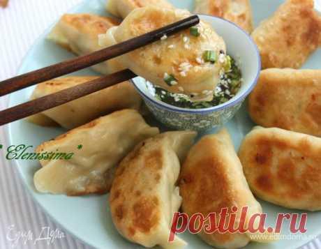 Китайские жареные пельмени (Dim Sum) , пошаговый рецепт, фото, ингредиенты - *Elenissima*