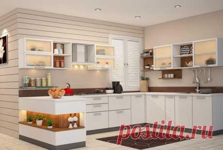 Как обставить кухню красиво и удобно