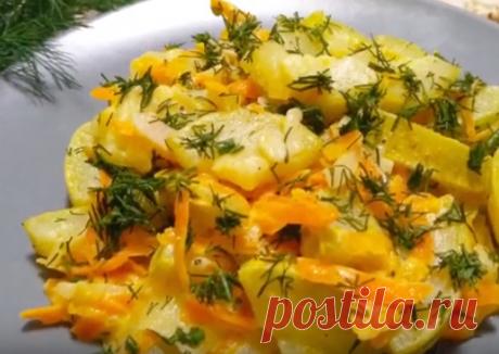 (21) Вкуснятина - кабачки по-венгерски, простой рецепт вкусной закуски - пошаговый рецепт с фото. Автор рецепта Инна Лайм . - Cookpad