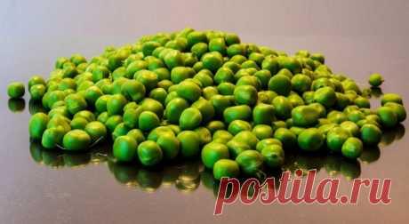 Рецепт салата из зелёного горошка