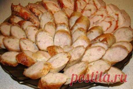 Домашняя колбаса | Вкусный каприз.