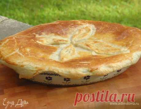 Пирог с рыбой и луком в горчичном соусе рецепт 👌 с фото пошаговый | Едим Дома кулинарные рецепты от Юлии Высоцкой
