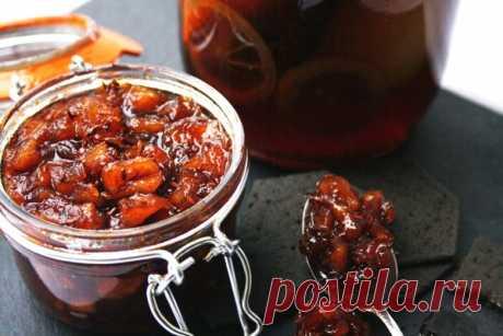 Из кислых яблок можно приготовить индийский соус — Чатни. Простой рецепт от дачницы.   Дачная страна   Яндекс Дзен