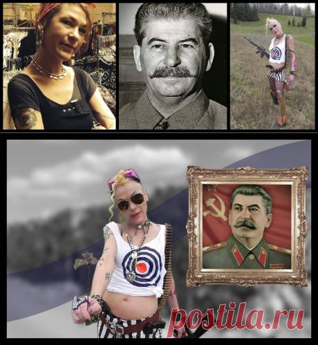 👪Как сейчас живёт внучка Сталина?   Потомки   Яндекс Дзен