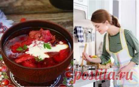 8 кулинарных подсказок, с которыми мясо будет сочным, суп аппетитным, а борщ не хуже маминого — Лайфхаки