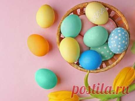 Как покрасить яйца на Пасху своими руками: 3 оригинальные идеи: few-news