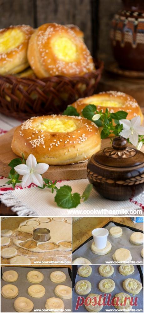 Cook With A Smile | Кладенчета с яйце и сирене