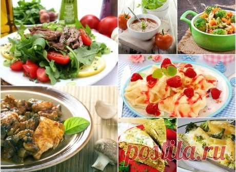 7 ужинов: что готовить по вечерам в течение недели - tochka.net
