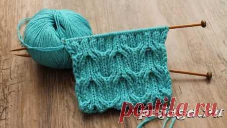 Узоры вязания спицами - Результаты из #120