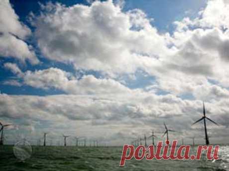 Крупнейшая в мире ветряная морская электростанция запущена в Великобритании ⋆ Новости в мире