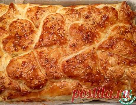 """Идеальный капустный пирог """"Любимому"""" – кулинарный рецепт"""