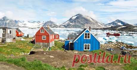 Гренландия — это тишина, айсберги и киты. Не всякий путешественник доберется до этого гигантского холодного острова. Но благодаря панорамам AirPano его красоты можно увидеть во всех подробностях