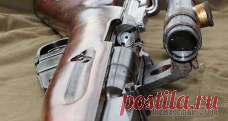 La carabina KO-30 Con – la variante de caza del rifle de francotirador De Mosina