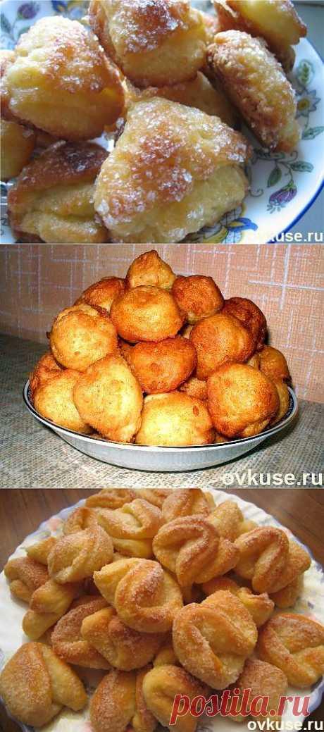 Творожное печенье - Простые рецепты Овкусе.ру