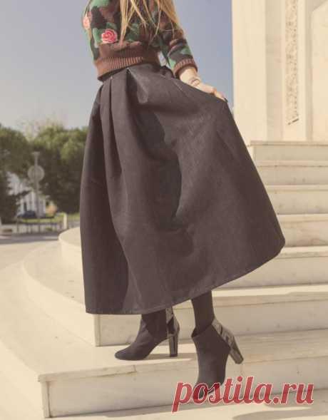 Юбки, которые будут модными осенью / Все для женщины